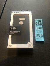 Incipio LG V30 / V30 Plus DualPro Case Black Black 10 Foot From Sleek New In Box
