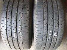 285/40/19 Pair of Pirelli P Zero MO tyres 5.6 - 6.3 mm 285 40 19