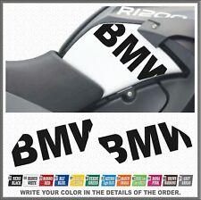 2x BMW Black Lado Depósito BMW R1200GS ADV 08-13 ADHESIVOS PEGATINA STICKERS