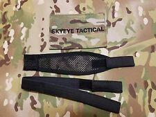 Selex Daylight / Bowman PRR Headset use Replacement Headband , Black . NATO