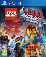 Lego Movie Videogame PS4 Playstation 4 IT IMPORT WARNER BROS
