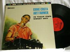 EDDIE COSTA & ART FARMER In Their Own Sweet Way Paul Motian Phil Woods stereo LP