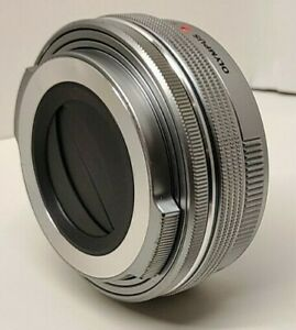 Ex+3 OLYMPUS M.ZUIKO DIGITAL ED 14-42mm F3.5-5.6 EZ Micro Four Thirds from Japan
