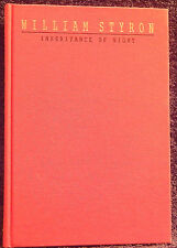 Styron, William.  Inheritance of Night.  Signed, Limited Edition.