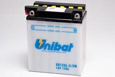 BATTERIA UNIBAT  CB12AL-A-SM  APRILIALeonardo/St25099-04