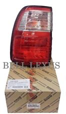 LEXUS OEM FACTORY DRIVER REAR OUTER TAIL LAMP LENS 1998-2005 LX470