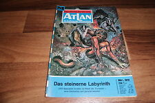 ATLAN  # 30 -- STEINERNE LABYRINTH // aus d. Perry Rhodan Red. / 1. Auflage 1971