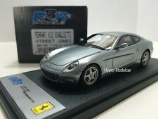 BBR Model 1/43 Ferrari 612 Scaglietti 2003 Titanium Grey Art. BBR156E