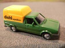 1/87 wiking vw caddy I Diehl transporteur 47/4 prix spécial
