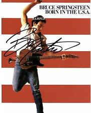 BRUCE SPRINGSTEEN #8 REPRINT AUTOGRAPHED SIGNED PICTURE PHOTO 8X10 COLLECTIBLE
