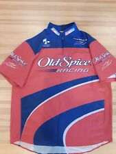 NASCAR Tony Stewart Old Spice Racing Shirt Size 4X 1/4 zip shirt