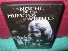 LA NOCHE DE LOS MUERTOS VIVIENTES - ROMERO - dvd