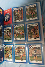 #XX.  SET OF 156  STIMOROL  1989  RUGBY LEAGUE CARDS