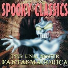 SPOOKY CLASSICS FOR A GHOSTLY NUIT CD SAMPLER (7009)