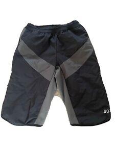 Gore Windstopper Men's Cycle Shorts Size M