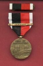US Army of Occupation medal with Germany Bar with ribbon bar   AOO