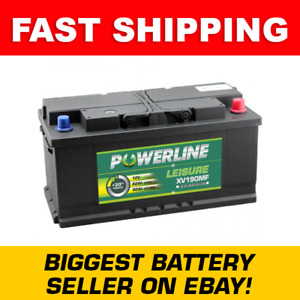 Leisure Battery > LOW HEIGHT PROFILE > Deep Cycle > 12 V
