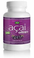Acai Ultra + Superfood vegan Detox Gewichtsverlust Omega 3 abnehmen Stoffwechsel