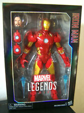 "Iron Man - Action-Figur Marvel Legends -30cm oder 12"" -15 Hasbro neu/OVP- age4+"