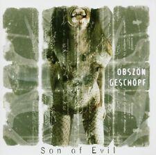 Osceno creatura son of Evil CD 2004