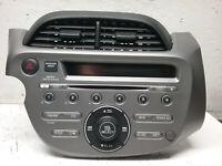 2009-2013 Honda Fit Sport Radio AM/FM MP3 CD Player  39100-TK6-A013-M1