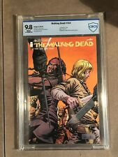 Image Comics The Walking Dead #154 CBCS 9.8 1st Appearance of Beta KEY ISSUE