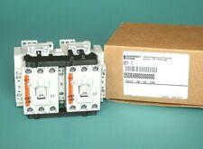 Sprecher + Schuh CAU7-30-22-120 Reversing Contactor, 120V, cross ref. 104-C30D22