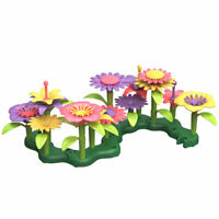 Green Toys Build a Bouquet Flower Play Set Creative 100% Recycled BPA Free