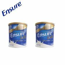 2Tins Ensure Gold Flavored Vanilla : Original Nutrition Milk Powder 400g - HALAL