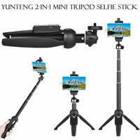 3in1 Handheld Bluetooth Tripod Monopod Selfie Stick For Mobile Cell Phone