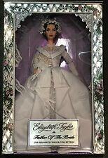 MATTEL Barbie Doll Elizabeth Taylor PADRE DELLA SPOSA COLLEZIONE 2000.