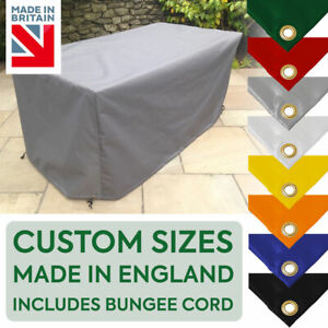High Quality Outdoor Furniture Covers Made to Measure Custom Sizes Made in UK