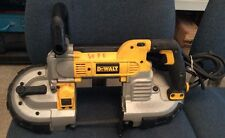 """DEWALT DWM120 10 Amp 5-Inch Deep Cut Portable Band Saw Used 5"""" Variable Corded"""