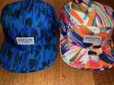 The Quiet Life skate brand 5 panel patterned cap. Brand new. RRP $64.95.