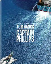 DVD: Captain Phillips [Blu-ray], . Good Cond.: