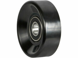 For 1990-1991 Ford Country Squire Accessory Belt Idler Pulley AC Delco 66243WG