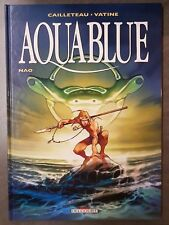 BD Aquablue Tome 1 NAO