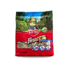 New listing Kaytee Fiesta Cockatiel Food 4.5 lb 4-1/2