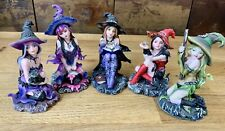 More details for nemesis now witch figurines 8cm  halloween