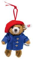 Steiff Paddington Teddy Bear ornament limited edition - EAN 690396 - 11cm - BNIB