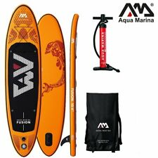AQUA MARINA SPK Fusion SUP inflatable Stand Up Paddle Surfboard