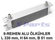 Oil Cooler 9 Row Oil Cooler Aluminum Coolant Oil Cooler New