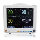 Vital Signs ICU CCU Safty Patient Monitor+6-parameter ECG,SPO2,NIBP,RESP,TEMP,PR