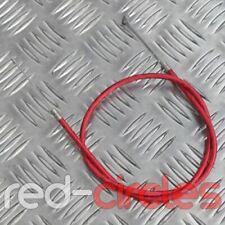 Rouge Mini Moto Vélo Accélérateur Rev Câble pour 47cc & 49cc Minimoto Superbikes