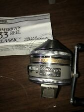 Vtg Zebco 33 Classic Fishing Reel Ball Bearing Drive 1994 Made Usa