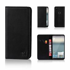 32nd Classic Series - Real Leather Book Wallet Flip Case Cover for Google Pixel