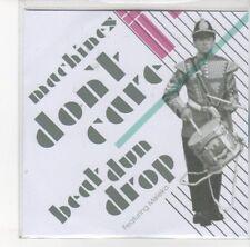 (DL901) Machines Don't Care, Beat Dun Drop - 2012 DJ CD