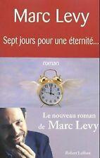 Sept jours pour une éternité von Levy, Marc   Buch   Zustand gut