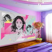 Enfants Papier Peint papiers peints photos papier peint Papier peint la fresque Violetta Disney 3fx1785p4