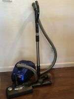 Simplicity WonderP.4 Canister Vacuum Cleaner *Cleaned / Sanitized* FREE SHIPPING